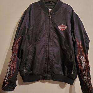 Official Harley Davidson Bomber jacket